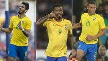 Os jogadores brasileiros com idade olímpica nos jogos de Tóquio