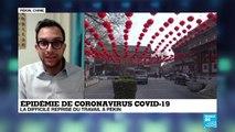Le gouvernements chinois autorisé à saisir des propriétés privées pour combattre le Coronavirus