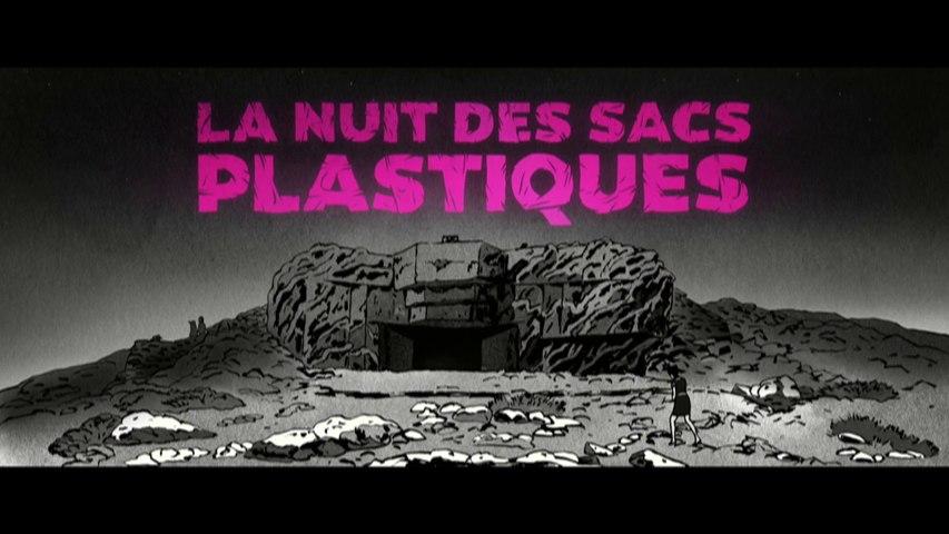 La Nuit des Sacs Plastiques - Nommé comme Meilleur court métrage d'animation aux César 2020