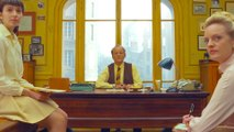 Wes Anderson's The French Dispatch - Official Trailer