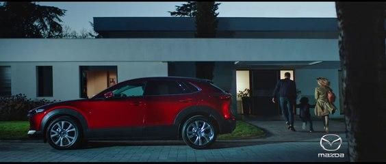 Mazda CX30 billboard