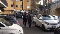 Paideia, Inzaghi fa visita a capitan Lulic