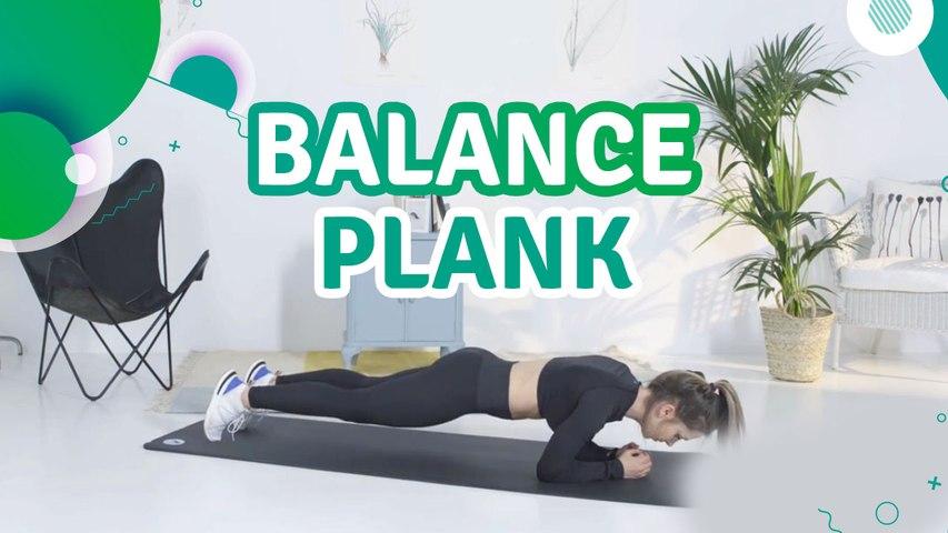 Balance plank - Fit People