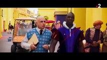Cinéma : Omar Sy drôle et touchant en père veuf pour Michel Hazanavicius