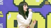 "[IDOL RADIO] HAE YOON ""My Gravity (태연)""♪♬"