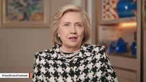 Hillary Clinton Calls Trump A 'Tyrant'