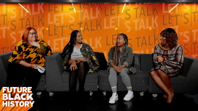Let's Talk: Black Women, We Are Stronger Together
