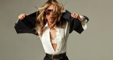 Hollywood yıldızı Jennifer Aniston, 51. yaşını Interview Dergisi'ne verdiği pozlarla kutladı