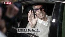 Patrick Balkany réagit en exclusivité à sa sortie de prison