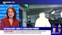 Story 4 : Les Balkany arrivent à Levallois-Perret - 12/02