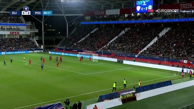 Thiago Silva était parfaitement placé : le but du break du PSG
