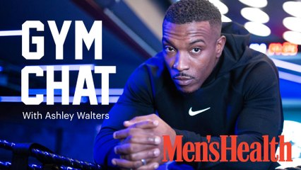 Top Boy's Ashley Walters Talks Fitness, His Hate for Burpees, and How Working Out Makes Him a Happier Person