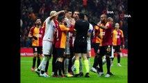 Galatasaray - Aytemiz Alanyaspor maçından kareler -2-