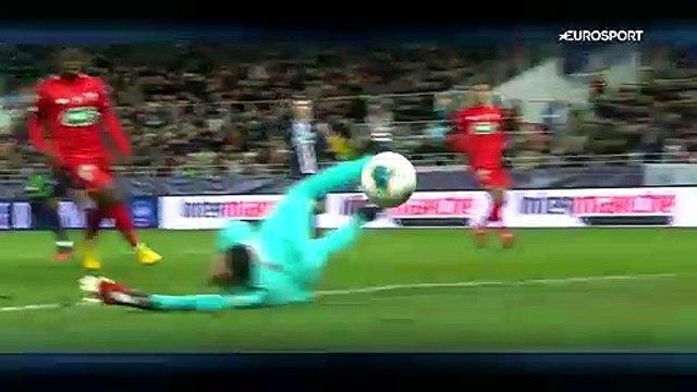 """Six buts, deux """"csc"""" et un grand Mbappé : comment le PSG a réduit Dijon en cendres"""