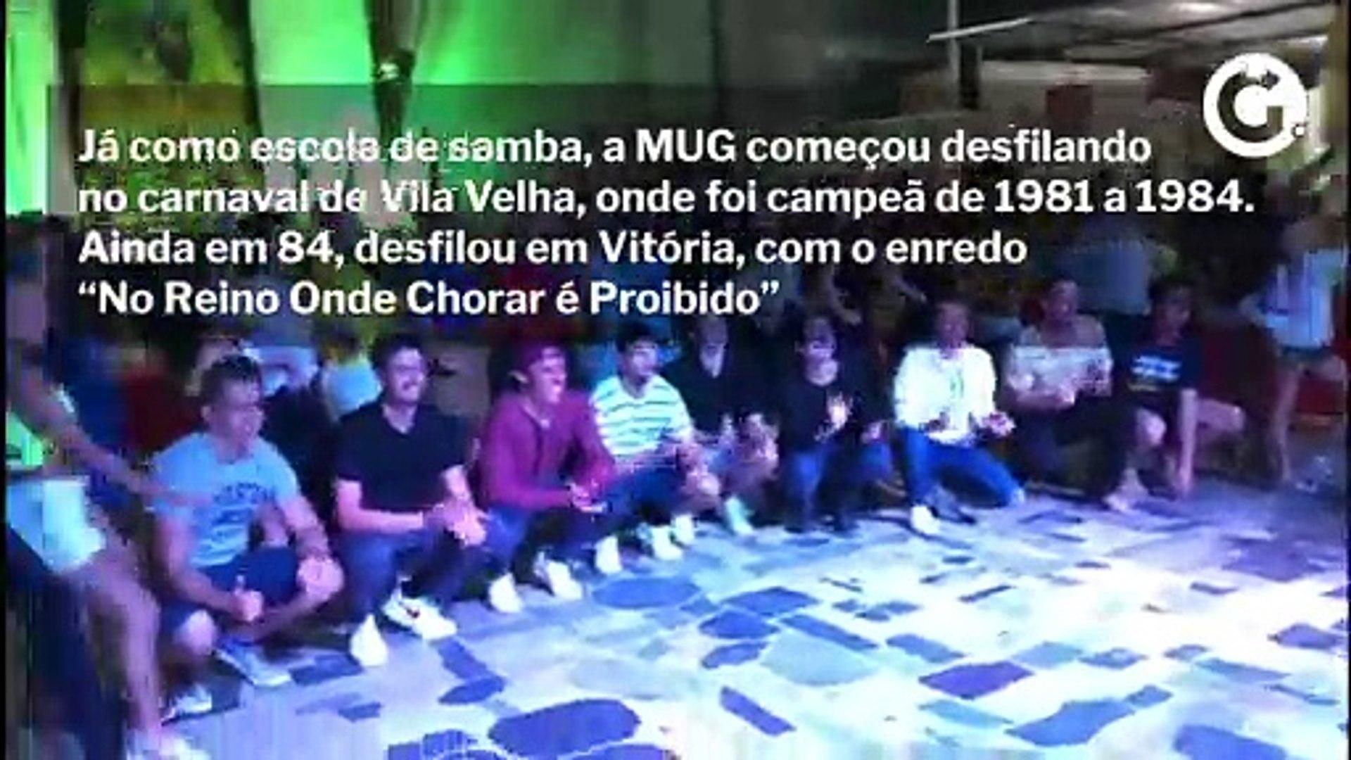 ESse Samba: Mug