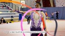 Le Billy Elliot de la gymnastique rythmique - Clique - CANAL+