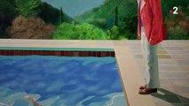 Peinture : nouveau record pour une piscine de David Hockney