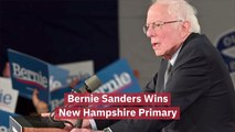 Bernie Sanders Takes New Hampshire
