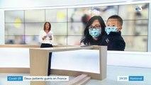 Covid-19 : deux patients guéris en France