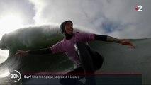 Surf - Une française sacrée à Nazaré
