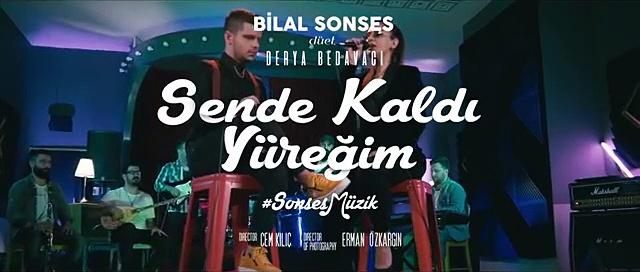 Bilal Sonses & Derya Bedavacı – Sende Kaldı Yüreğim (Akustik)
