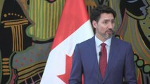 Trudeau says rule of law must be respected in pipeline protests