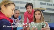 Uzbekistan's 44-year-old gymnast heads for 'last' Olympics