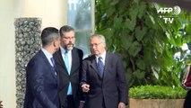 Argentina pede apoio do Brasil na negociação de dívida com o FMI