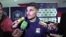 Coupe de France : le héros Houssem Aouar savoure