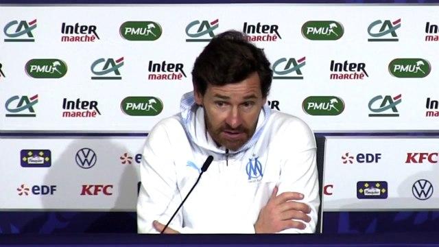 """Villas-Boas : """"Il faut se focaliser sur le championnat"""""""