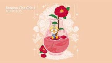 Banana Cha Cha Music Box Ver. l Relaxing Music for Kids l Pororo Nursery Rhymes