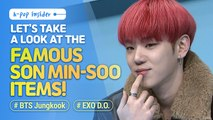 [Pops in Seoul] Let's buy the same item as my idol!(a.k.a Son Min-soo item)