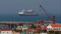 Coronavirus Cruise ship: Cruise ship shunned over coronavirus fears arrives in Cambodia | CORONAVIRUS