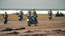 BMW Motorrad International GS Trophy Ozeanien 2020 - Tag 2. Viel Spaß am Strand