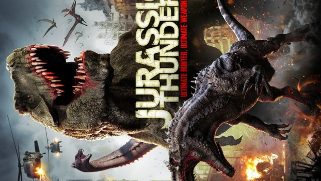 Jurassic Thunder movie