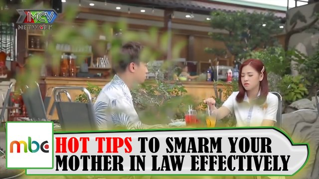 HOT TIPS TO SMARM YOUR MOTHER IN LAW EFFECTVIELY