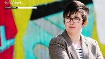Detienen en Irlanda del Norte al presunto asesino de la periodista Lyra Mckee