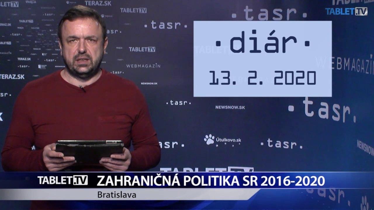 DIÁR: Konferencia Zahraničná a európska politika SR 2016 – 2020