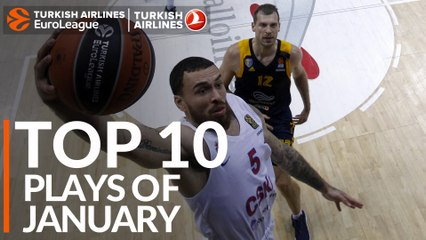 Top 10 Plays of January!