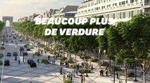 Voici à quoi pourrait ressembler les Champs-Élysées