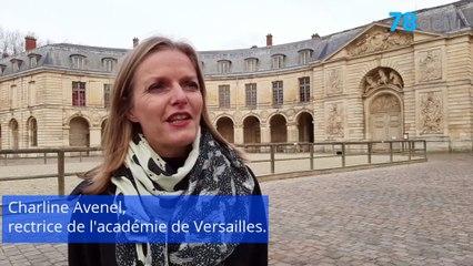 Campus d'excellence des filières professionnelles à Versailles (Yvelines)