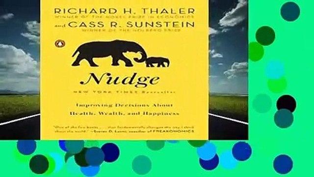 Full E-book  Nudge  For Kindle