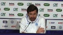 OL-OM : la conf de presse en intégralité d'André Villas-Boas après Lyon