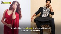 Janhvi Kapoor And Ishaan Khatter Call It Quits Due To Professional Reasons? Reports
