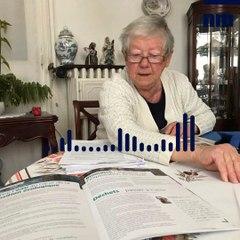Jeannine, 80 ans, traque les déchets du BTP
