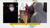 Coronavirus : nouvelle étude chinoise inquiétante sur le Covid-19