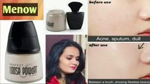 Mn Loose Powder || Menow loose powder honest review || Mn loose powder for all skin type ||   Lets check product is good or not.