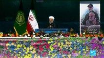 """Législatives en Iran : """"Je vous en prie, ne soyez pas passifs, ne tournez pas le dos aux urnes"""""""