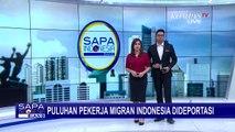 Pemerintah Malaysia Deportasi 66 Pekerja Migran Ilegal Asal Indonesia