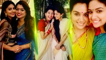 Tamil Actress Real Life Sisters | Kollywood Celebrity Sisters